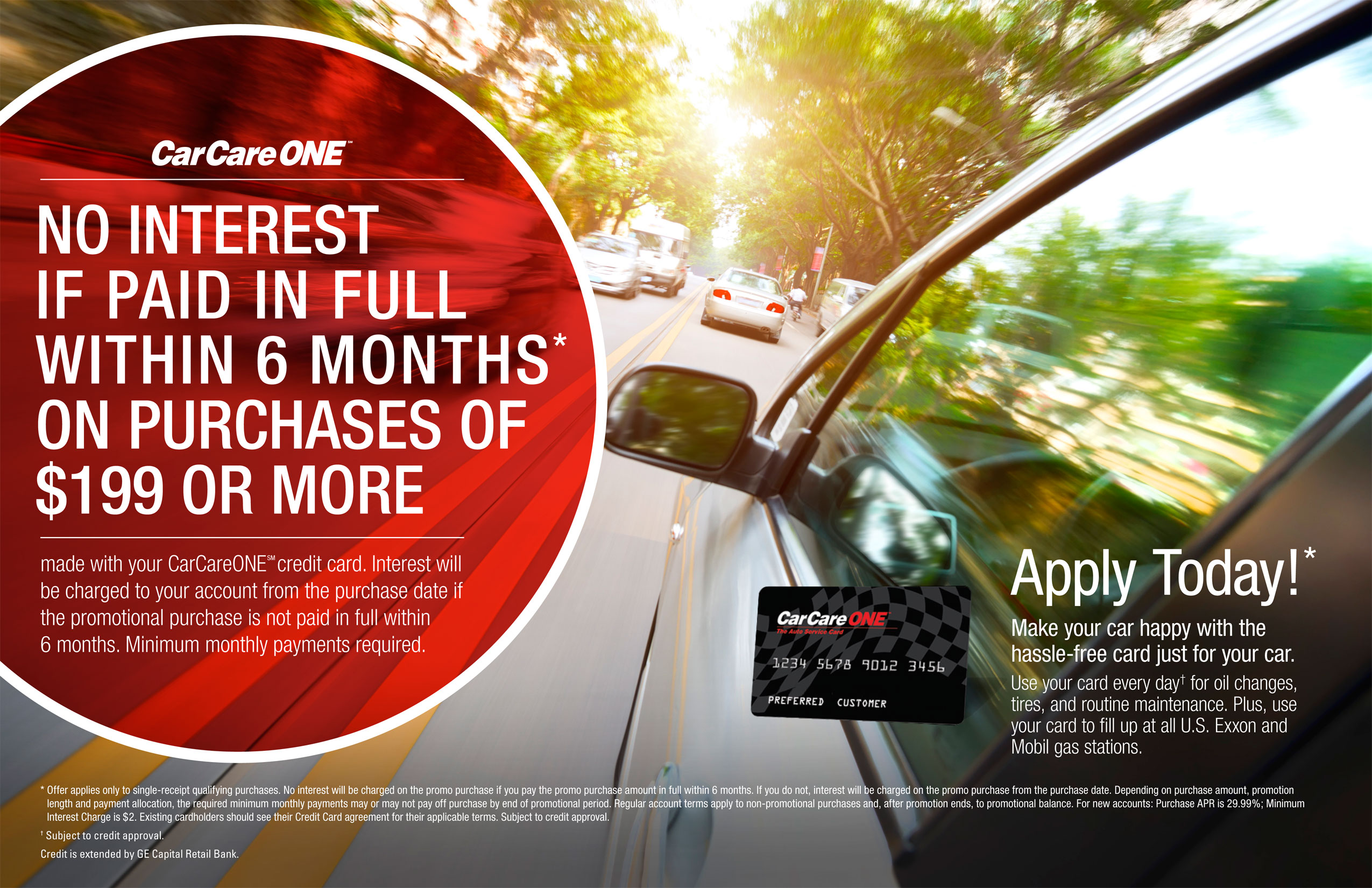 Financing Tom Arties Auto And Collision Repairs