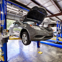 Front End - Tom & Arties Auto and Collision Repairs
